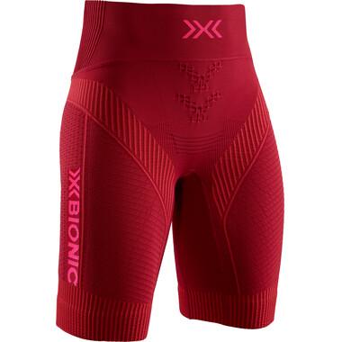Cuissard de Running X BIONIC EFFEKTOR G2 Femme Rouge 2021